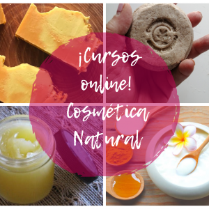 cursos on line cosmética natural