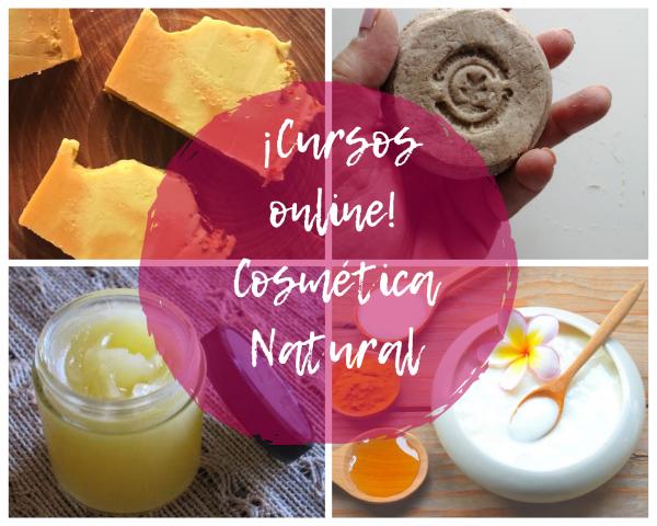cursos on line cosmética natural