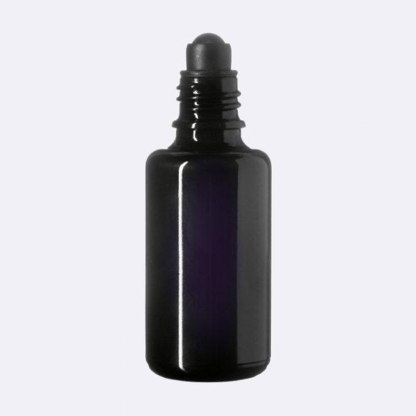 frasco cristal violeta