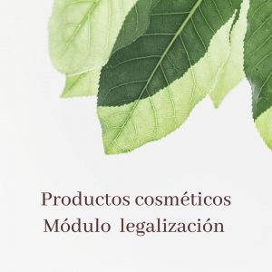 legalizacion cosmeticos